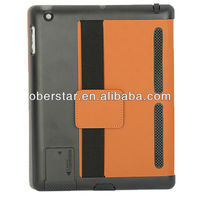 Ultra Slim for Apple iPad 5 Smart PU Leather Hand Strap Case Cover