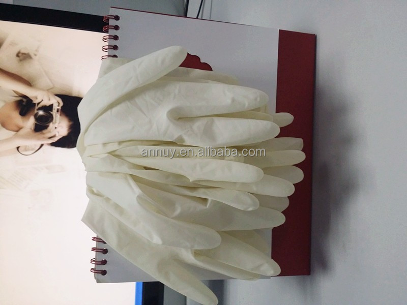 medical consumables supplies Hospital clinic surgical non Sterile surgeon disposable Latex examination gloves