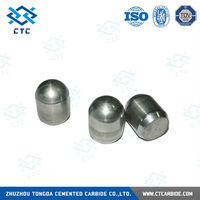 Brand new tungsten carbide button inserts for making auger tips in excavators