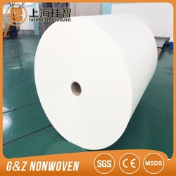 Disposable nonwoven spunlace fabric for wet wipes dots perforation