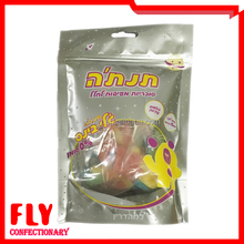 Stand Up Bag Packed Soft Jelly Sweets Gummy Candy