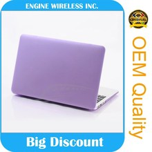 china supplier for macbook air soft case