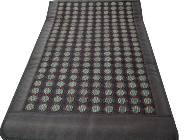 Infrared heat therapy jade yoga mat