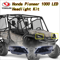 GOOD QUALITY FOR HONDA PIONEER 1000 (NON-DLX 3P/5P MODELS) LED HEADLIGHTS CONVERSION KIT