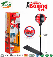boxing punching bag stand sandbag for adults and kids