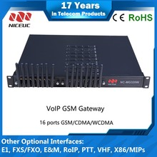 Bulk sms machine/gsm modem pool 16 ports sms gateway bulk sms Marketing device