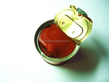 top quality china tomato paste sauce 70g can tin factory double concentrated