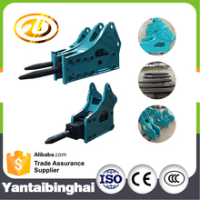 hot sale mining hydraulic hammer for excavator