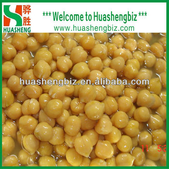 Chinese Canned Chick Peas Price