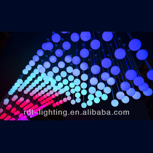 DMX RGB LED Ball Light
