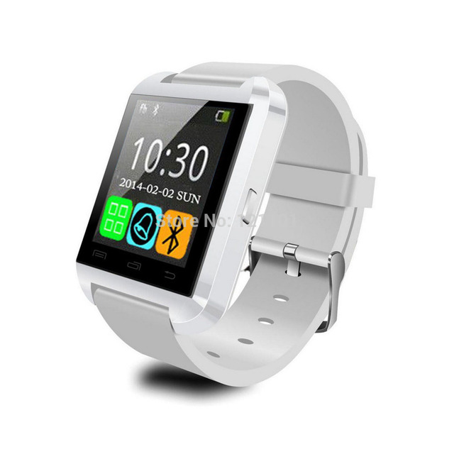 New Bluetooth Smart Watch WristWatch U8 U Watch for Samsung Galaxy S3 S4 S5/Note 2/Note 3 HTC LG Motorola Android Phone
