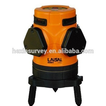Laisai LS632 red Laser Level 2X360V360H