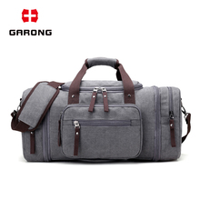 2017 high quality Cool gray mens Sport duffel bag waterproof Gym Bag