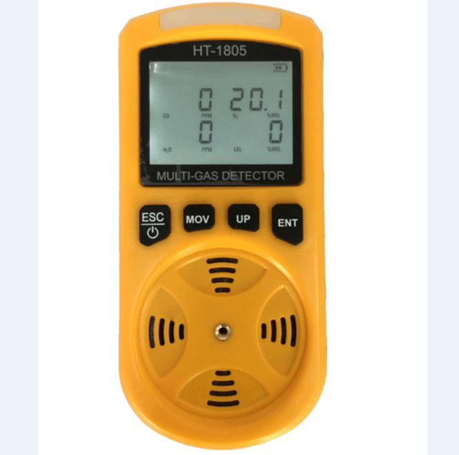 Handheld refrigerant gas leak detector r134a portable multi gold supplier