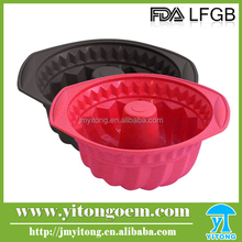 Custom cupcake liners silicone cup cake cases/silicone cake mould