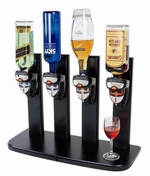 4 Bottles Beer Shot Machine Wine Dispenser Machine ,Beer /liquor Dispensers