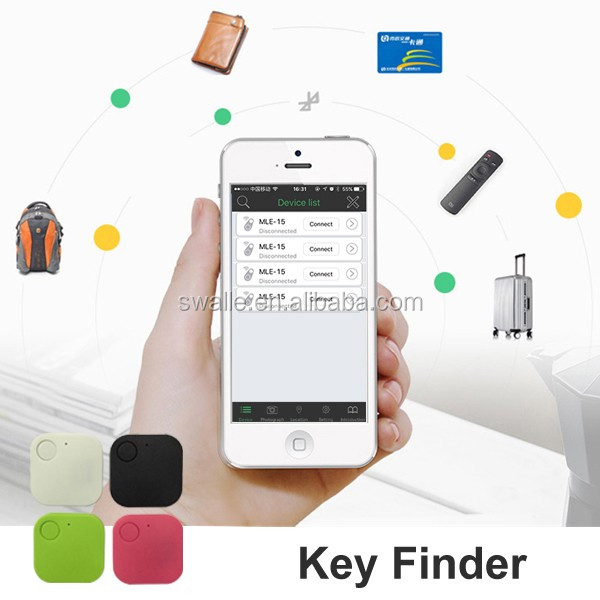 bluetooth signal anti-lost alarm smart key car alarm wallet cell phone detector