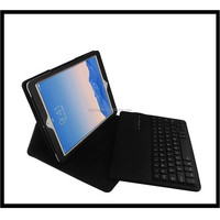 Leather Flip Wireless Bluetooth Keyboard Case Cover for iPad Air 2