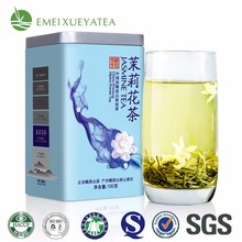 Best selling products 2017 in USA green leaves jasmine flower tea