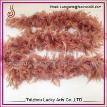 Party Supplier Fluffy Turkey Feather Boas