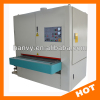 Wide belt sanding machine for wood