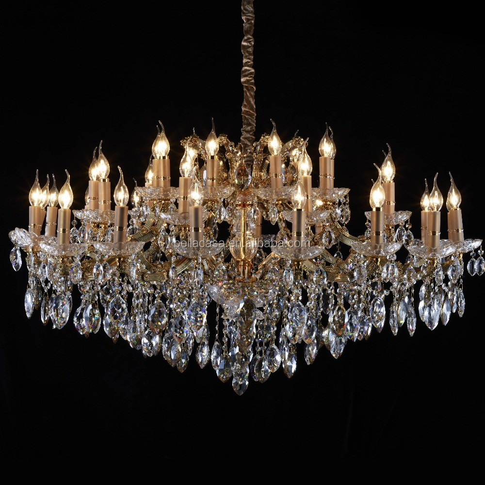 Contemporary Ceiling Crystal Living Room Chandelier Replacement Parts