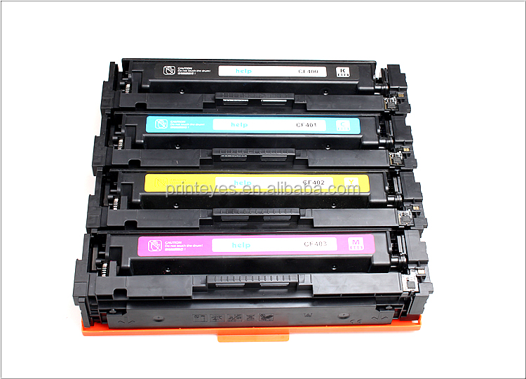 Offer compatible hp toner 131 cf210 with original toner quality