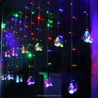 led decoration lamp supplies lantern 78 ball lamp curtain lights/led chridtmas lights