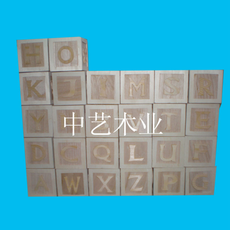Eco-friendly wooden magic cube wholesale