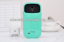 candy color back tpu cover phone case for samsung n9500