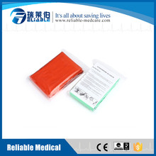 RM-EB02 Light weight reusable emergency blanket kit in earthquake
