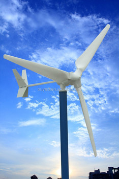 2KW wind turbine system for home use , 2KW wind turbine generator ,2KW wind power generator system