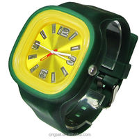 Jelly Silicon Watch high brand watches made in Shenzhen