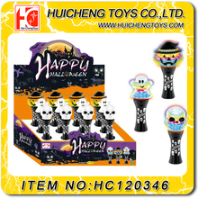 Happy mixed three LED electric lantern laughing ghost Halloween decoration
