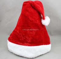 2016 New Year Christmas Hat Caps Santa Claus Father Xmas Cotton Cap Christmas Decoration Gift