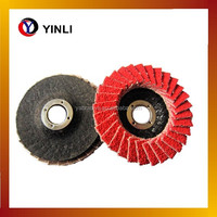2in abrasive sanding and grinding flap disc