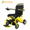 Quality assure medicare CE FDA approved lightweight folding wheelchair with lithium battery portable JBH D05 09 power wheelchair