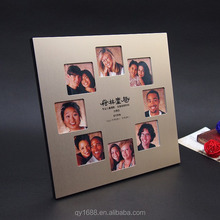 happiness big family tree pictures photo frame with nice design for home decoration