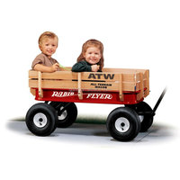 China hot sale kids wagon TC1801, wooden cart, tool cart