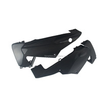 Twill Carbon Fiber Motorcycle Belly Pan for Aprilia RSV4