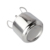 New Stainless steel 6L Ball Lock Cornelius Style Beer OB Keg With Metal Handles