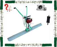concrete vibrating screed floor leveling machine