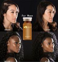 Professional express natural hair growth nourishing liquid spray hair growth oil a set 62*10ml