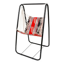 Outdoor & indoor hanging chair with stand, garden hammock chair, swing chair JF-05-15