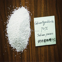 Calcium hypochlorite marketed as chlorine powder/bleach powder for water treatment