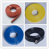 HAOTIAN hydraulic hose protective thermal sleeve
