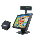 2014 Maple touch 15'' Touch Screen Pos Monitor