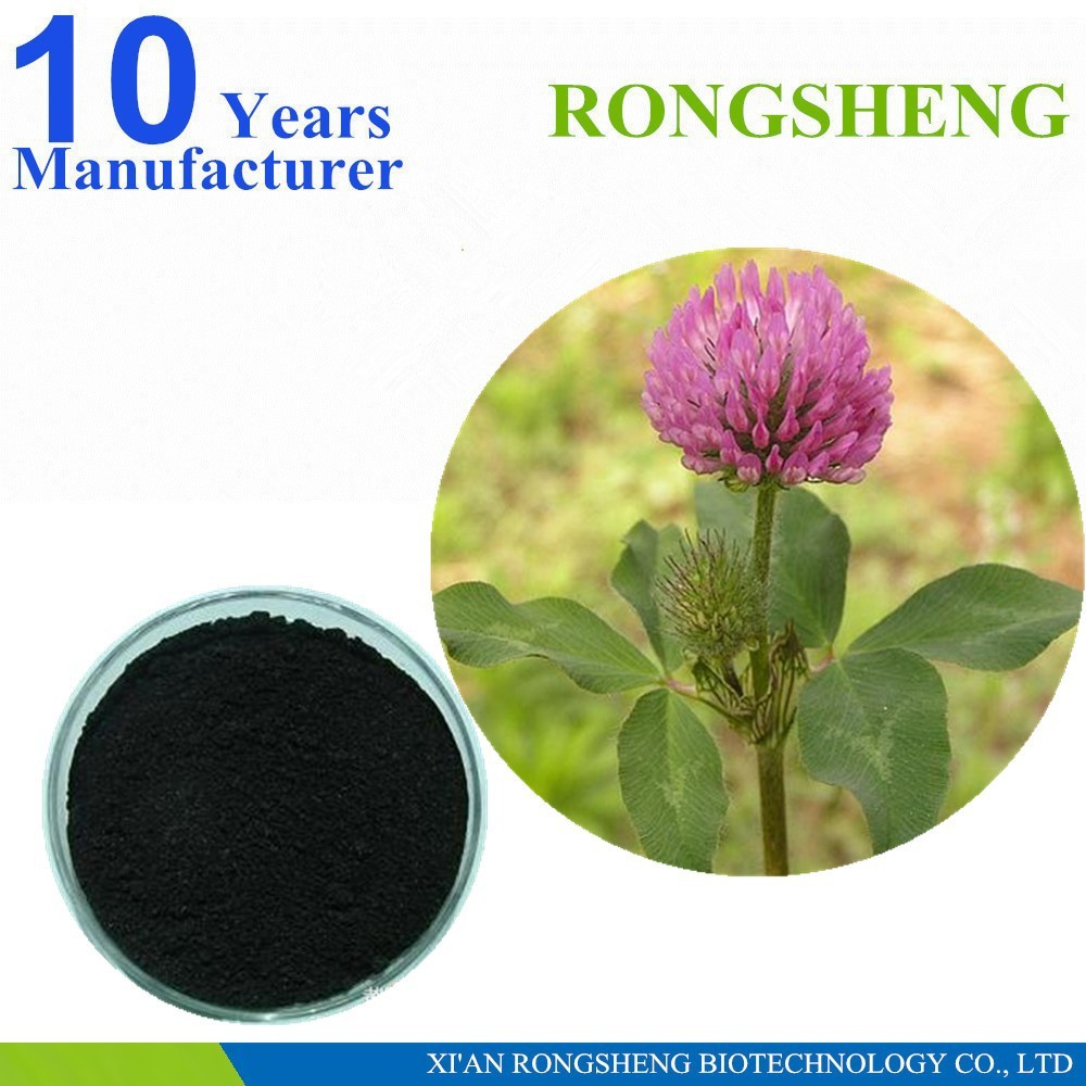 Supply 100% Natural Red Clover Leaf Extract