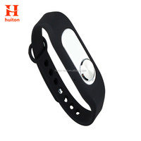 MIni size 110mah battery 20hours working time 8GB memory Wristband voice recorder