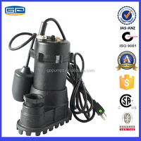 Submersible Sump Pump with CSA certification